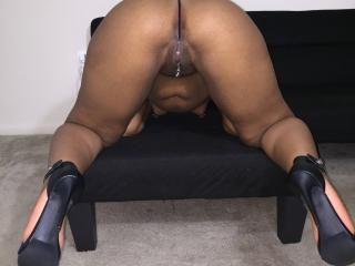 Thong Eating Pussy