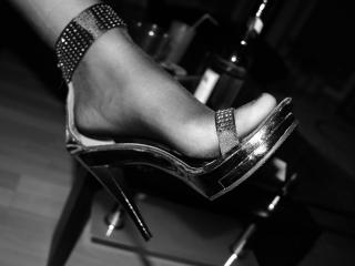 Heels from my Wife