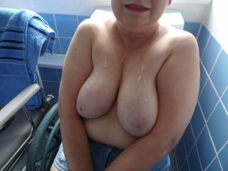 Mummy's Cummy Tits
