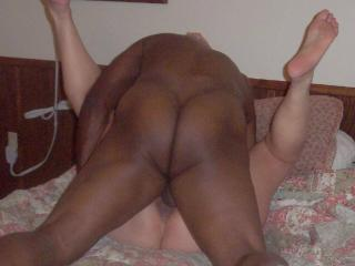 Wifes first time with big black cock 3 of 7