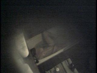Bathtime fun ... hidden camera