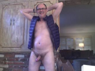 Taking off my undies