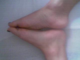 My wife's feet 6 of 9