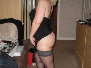 Stockings Mum Trish