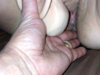 wifes pussy
