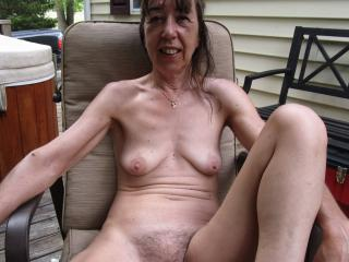 mature house wife