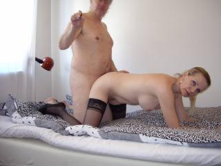 Nice long legs a clean shaved pussy 17 of 18