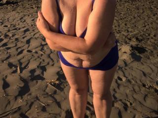 Vacation part 2 Blue swimsuit