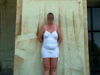 Sexy dress in public