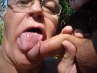 I love sucking cock