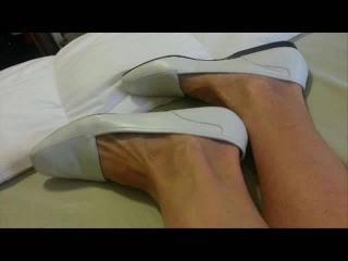 Mature sexy feet and shoes