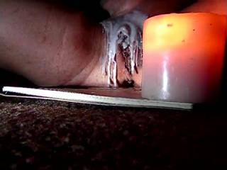 Hot wax icing....