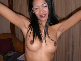 My horny Thai bitch