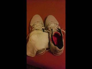 Foot shoe fetish mature