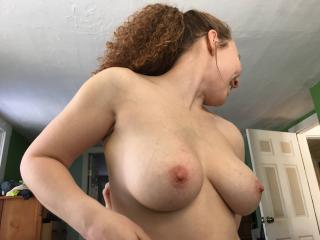 Valentine's Day tits