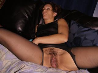 Garter stockings and pussy 2