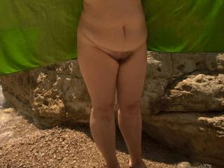 Vacation part 4 Our first nude