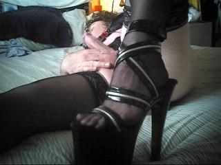 My sexy feet/heels