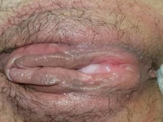 Liza's hairy cunt for your comments
