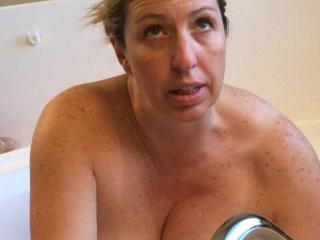 Not so typical mom takes it all off for you