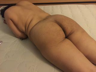 Ass and Pussy--waiting for the right cock !