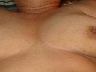 My mature old tits
