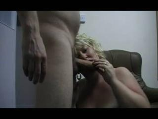 Sucking a lovers cock