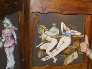 My fevorite French bar (Gallic Art)