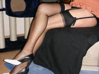 Stockings, legs and heels 2