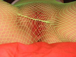 Fishnet Pussy 8 of 18