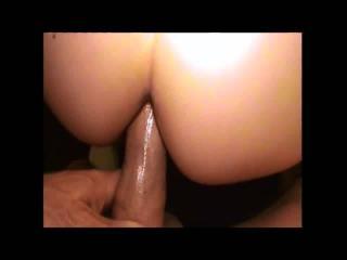 Cinthia likes big cocks balls deepin her Mexican asshole.