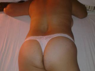My ass and pussy
