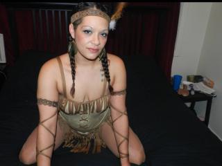 Pocahontas-Late halloween pics