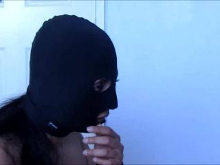 Slave wife throat training