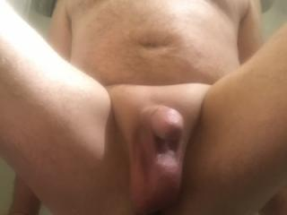 Shaved and ready