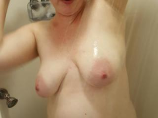 Shower Titties 2