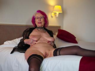 In the hotel room 3 of 8