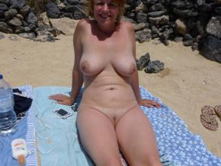Oma old granny with saggy tits