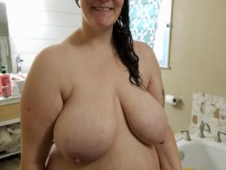 Huge tit wife 16 of 20