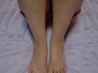 Brenda's feet 1 of 4