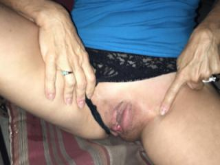 Wife Loves to be watched