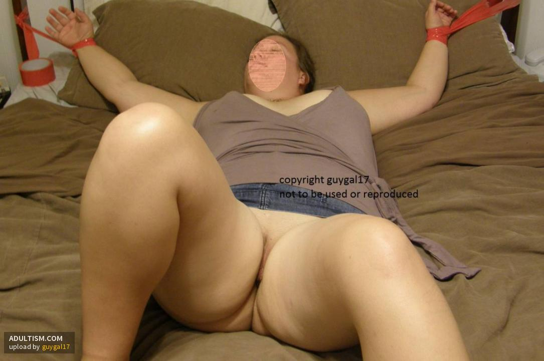 Bbw Tied Up Fucked Hard