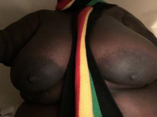 Big Chocolate Tits 2 of 6