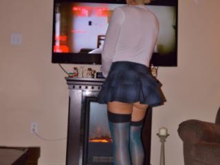sexy school girl2