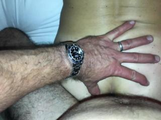 wifey does anal