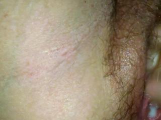 Big tits n a lil squirt