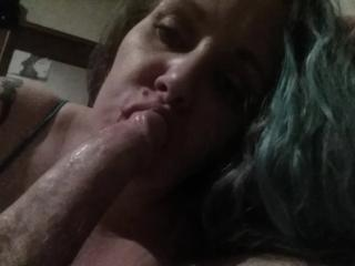 Sucking cock part 2