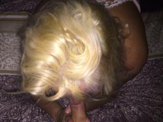 Hot Blonde Milf Valentine 6 of 12
