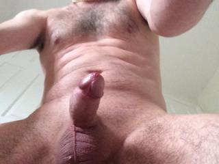 I like being naked