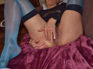 Sheer Dress and Big Pussy 4